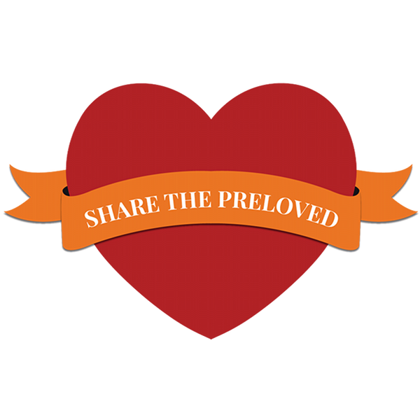 share the preloved