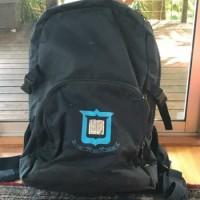 Brisbane Boys Grammar School middle school backpack