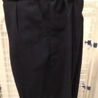 Navy shorts size 8
