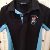 Old style PE top size 8