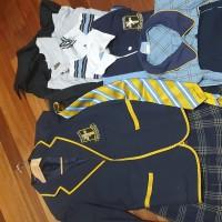 Immanuel College Uniform Size 10 to 12 Female