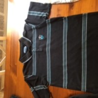 Le Fevre shorts size 14 and polo shirt size 16
