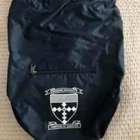 Old Brigidine uniform and bags