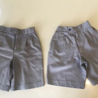 Boys Summer Uniform Shorts and Winter Uniform Trousers