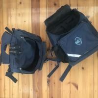 Bags, uniforms etc