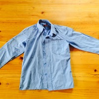 Long Sleeved Shirt - Size 10 - Excellent second hand condition
