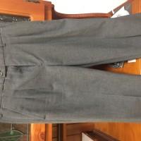 Grey winter trousers
