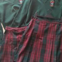 Kildare College uniforms size S/M