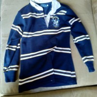 Long Sleeve PE Polo/Sports Top, suit Rec - Y1