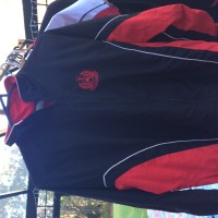 Tracksuit top size 12 $40