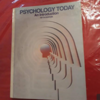 Psychology Today: An Introduction 5th Edition